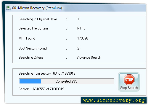 Data rescue utility regains business files